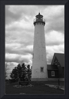 Lighthouse - Tawas Point, Michigan 2010