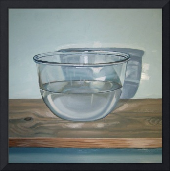 Bowl of Water 2008 Oil on Board 600 x 600