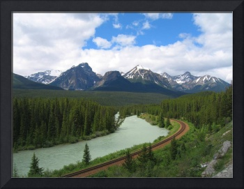 Bow Valley-Candian Rockies
