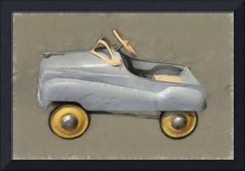 Antique Pedal Car ll