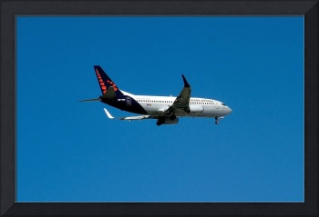 Brussels Airlines B737-700