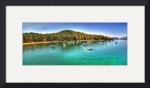 Zephyr Cove, Tahoe by David Smith