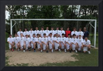 DCA Soccer 2011 Team Photo--Smiling