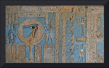 Ceiling at Dendera Temple 3
