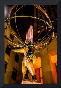 Atlas - Rockefeller Center (tall)