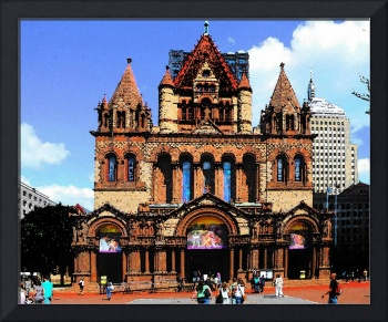 Trinity Church Boston, Massachuetts