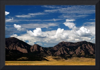 Rockies of Boulder