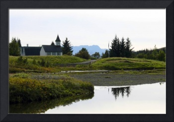 Church in Thingvellir