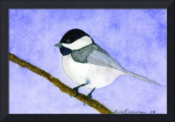 Chickadee for Lois