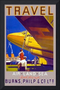 Travel Air Land & Sea