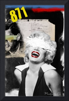 Public Figures Collection - Marilyn