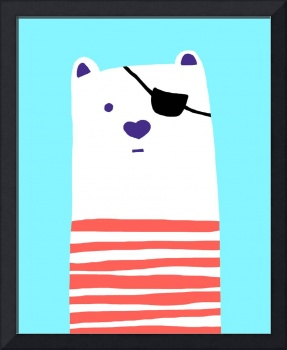 Polar Bear Pirate