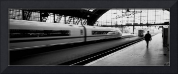Train Station Cologne Germany
