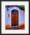 Alamos Doorway #6 by John Corney