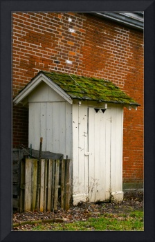 The Old Outhouse