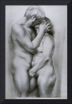The Kiss Standing