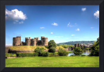 Caerphilly Castle 6