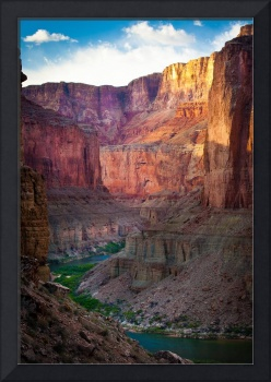 Marble Canyon Cliffs