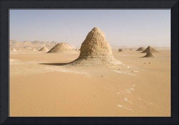 Sahara Formations - Desert Photography