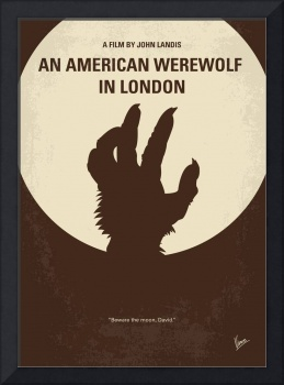 No593 My American werewolf in London minimal movie