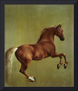 Whistlejacket, 1762, by George Stubbs