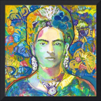 Yellow Frida