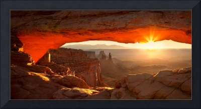 Mesa Arch, The Canyonlands