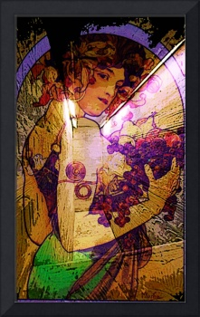 DEDICATION ~ MUCHA ETERNAL THROUGH HIS WORKS