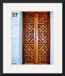 Alamos Doorway #2 by John Corney