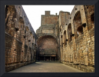 Great Dining Hall of Linlithgow Castle