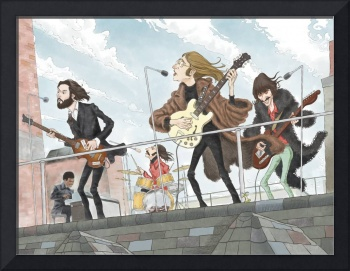 The Beatles Rooftop Concert with Billy Preston