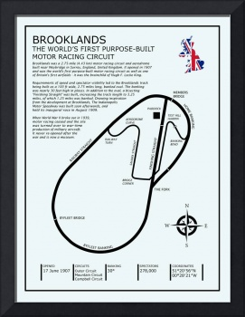Brooklands Racing Circuit
