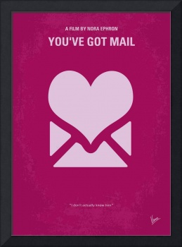 No107 My Youve Got Mail minimal movie poster