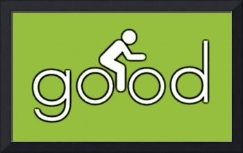 Cycling is Good -- green