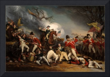 The Death of General Mercer at the Battle of Princ