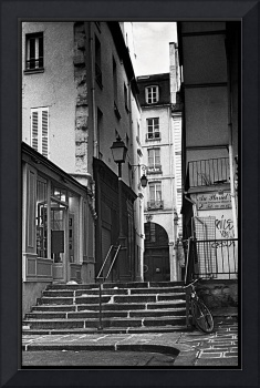 Paris Stairs