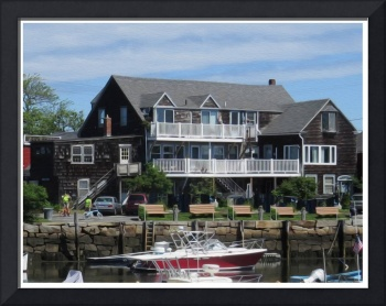 Inn at the Harbor in Rockport