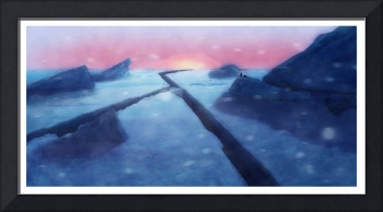Winter scene 01 - for my animation