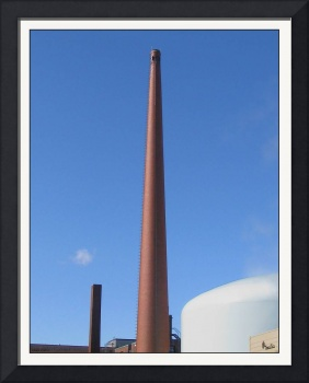 Industrial Smokestack Architecture