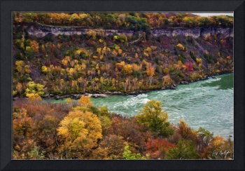 Autumn In The Artistic Gorge