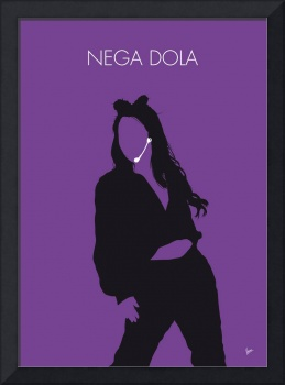 No248 MY BoA Minimal Music poster