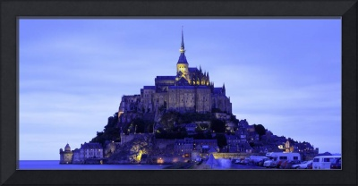 Mont St Michel Brittany France