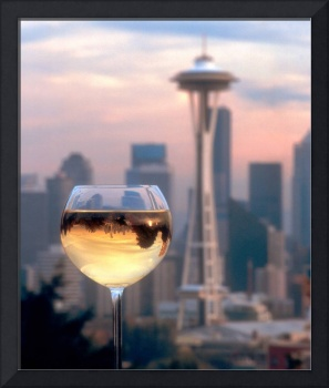 Seattle in a Glass
