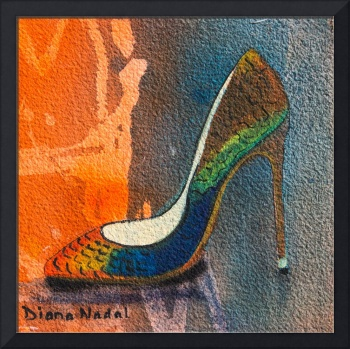 Colors of the Rainbow Pump