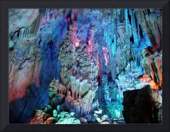 Reed Flute Caves, nr. Guillin, Chine 2988