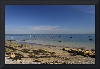 Seaview Beach and The Solent - 01 (32290-RDA)