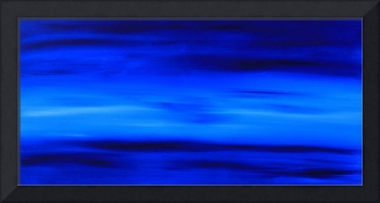 Blue Ocean Abstract