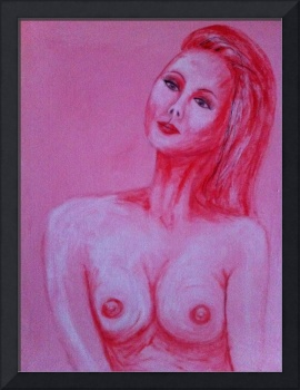 Nude in the Pink