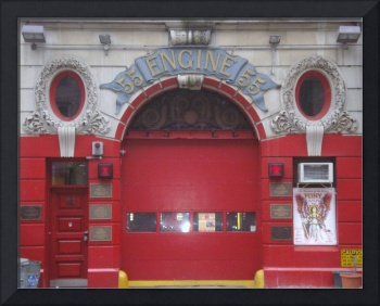 Engine 55, Little Italy