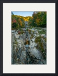 Crawford Notch New Hampshire by D. Brent Walton